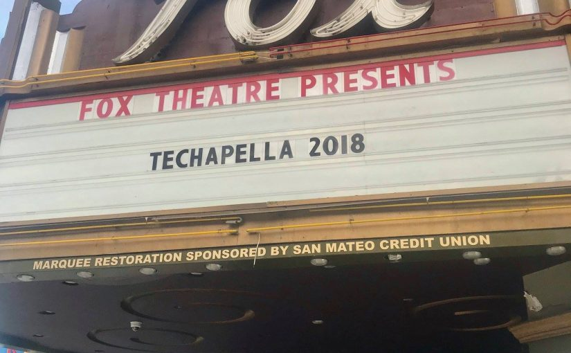 Techapella Returns October 15th