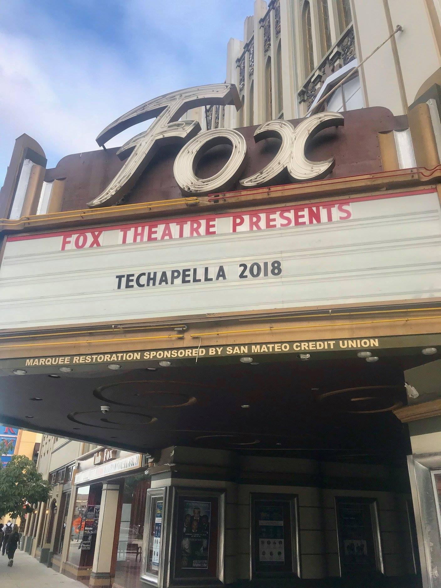 Techapella 2018