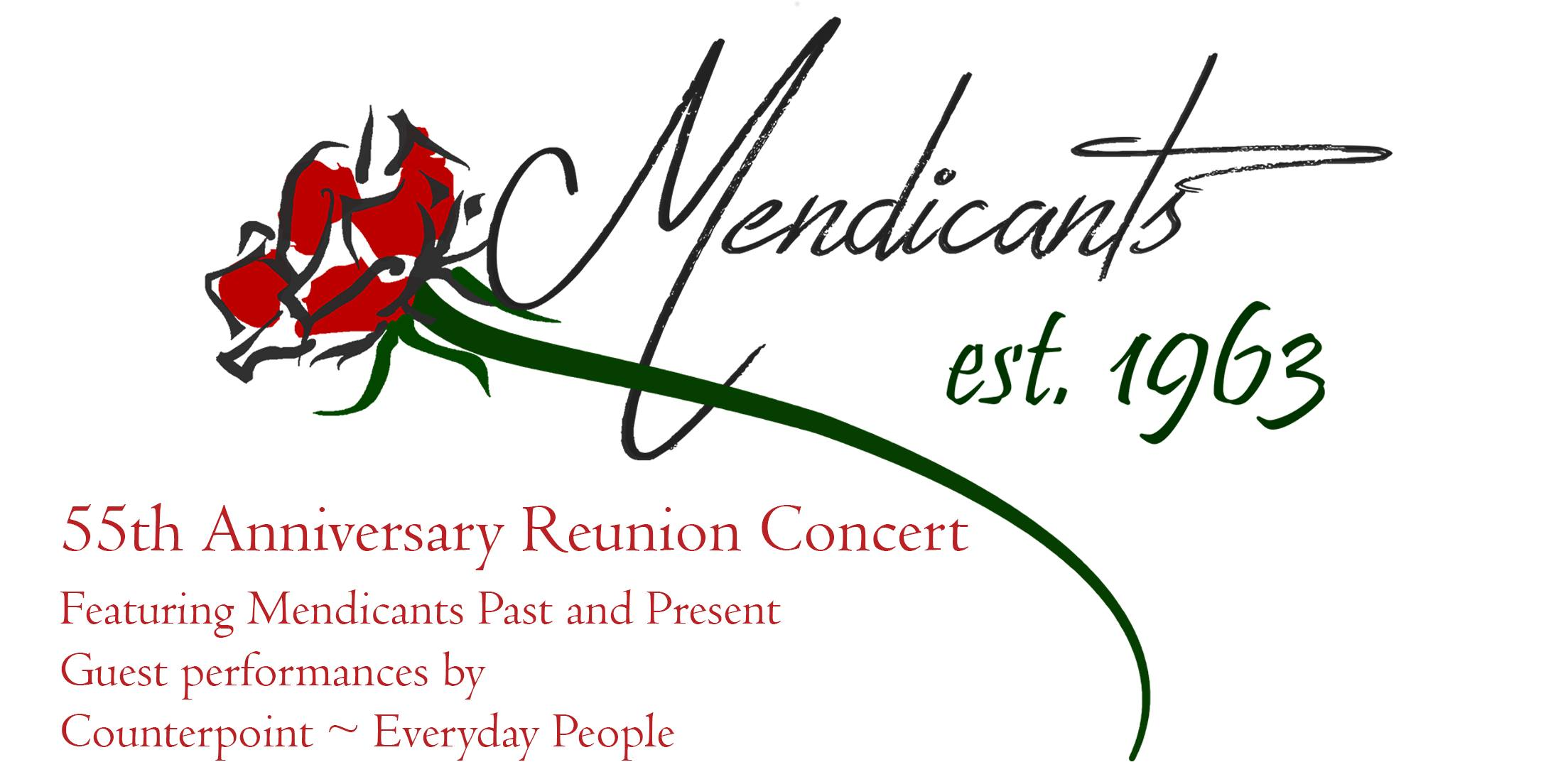 Mendicants 55th Anniversary