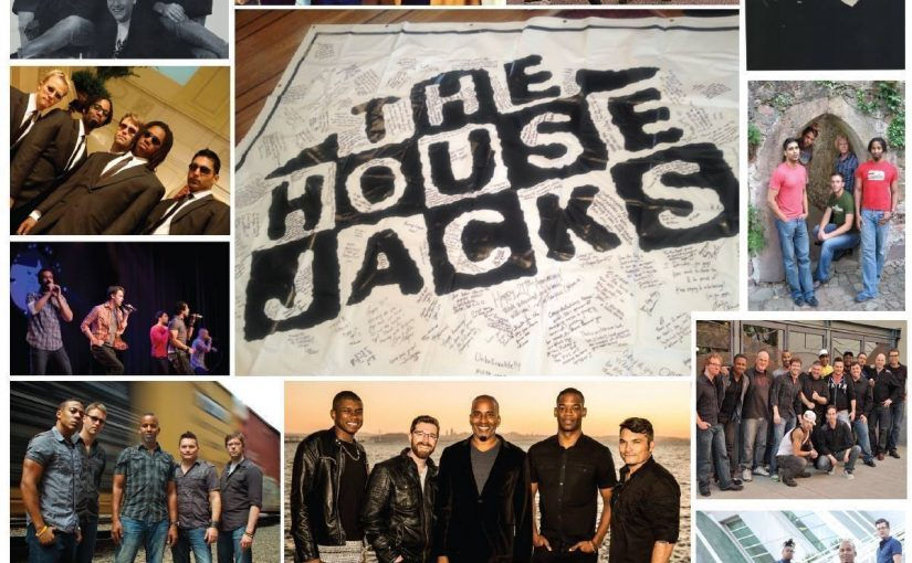 One Minute With: The House Jacks (Part 1)