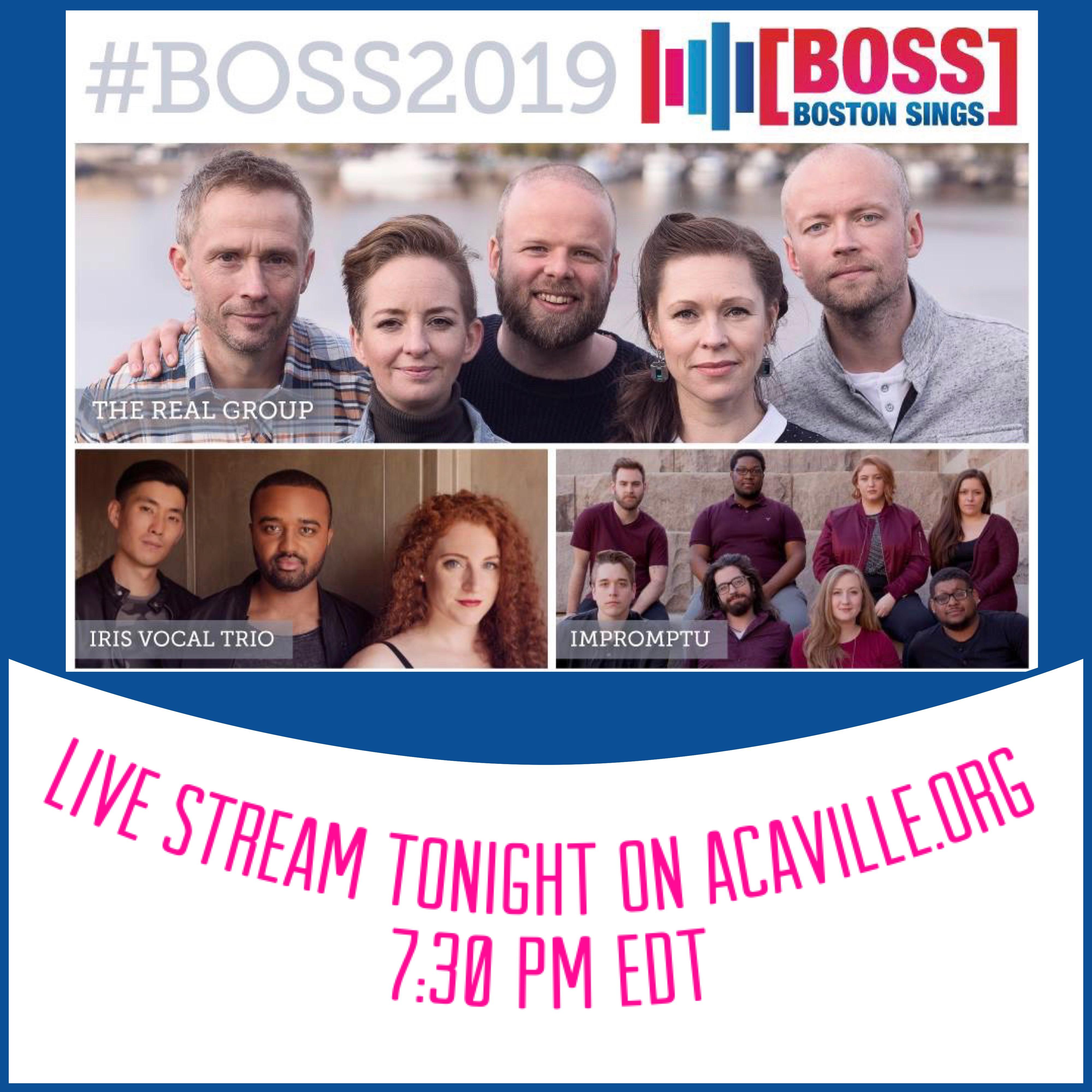 BOSS 2019 Pro Showcase