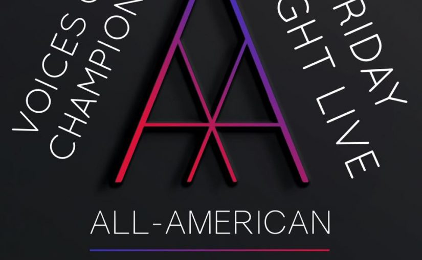 Friday Night Live: All-American Awaaz Voices of Champions 2019