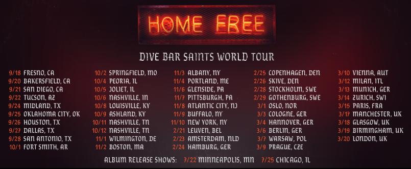 Home Free DBS