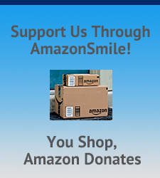 Support Us Through Amazon Smile!