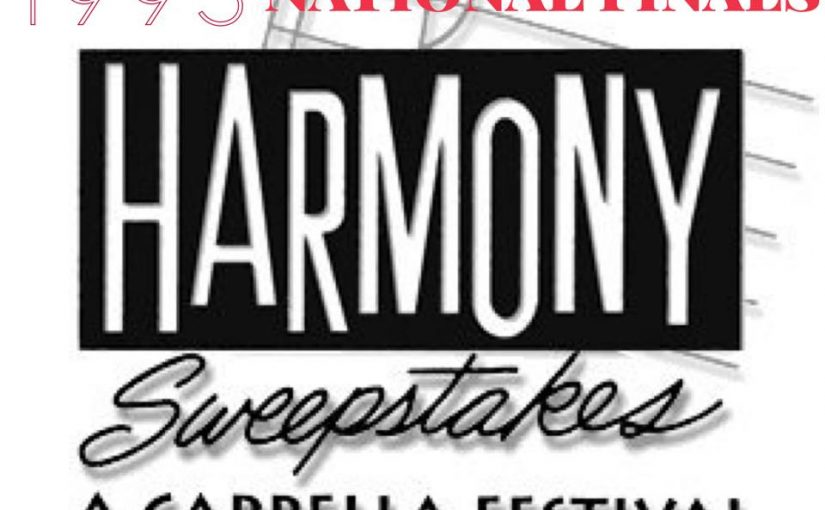 1995 Harmony Sweepstakes Finals on Friday Night Live