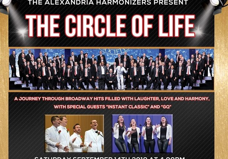 Circle of Life - Alexandria Harmonizers