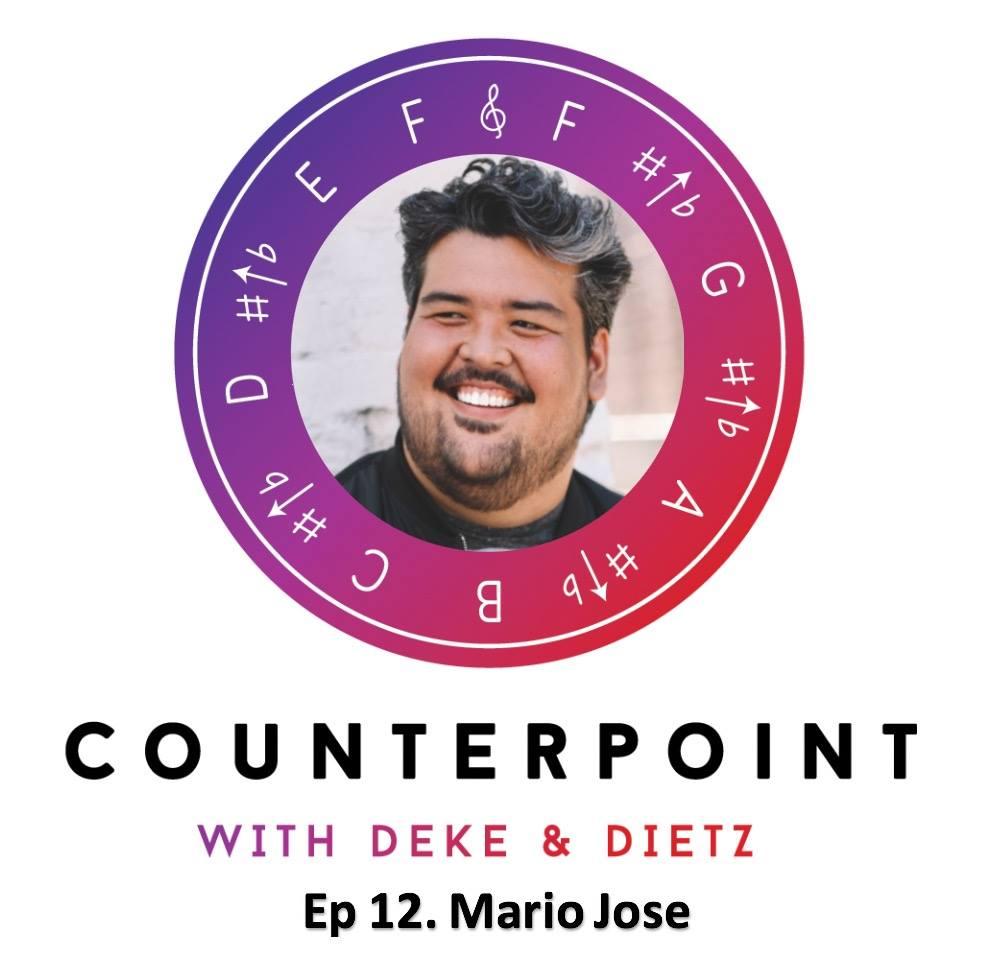 Counterpoint Episode 12 - Mario Jose