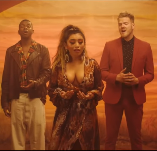 Pentatonix - Can You Feel The Love Tonight