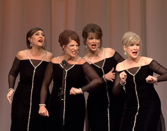 New Queens Crowned in Sweet Adelines