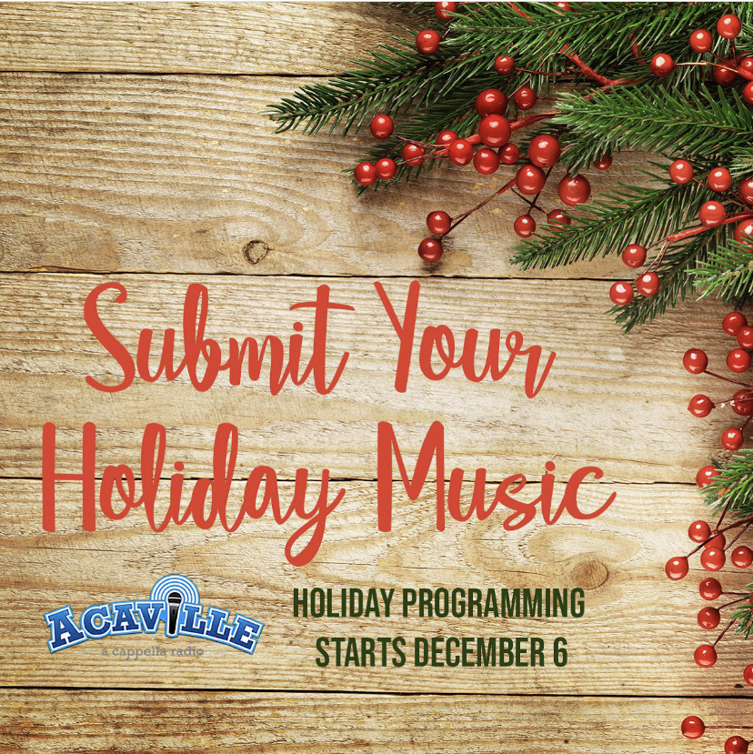 Submit Your Holiday Music