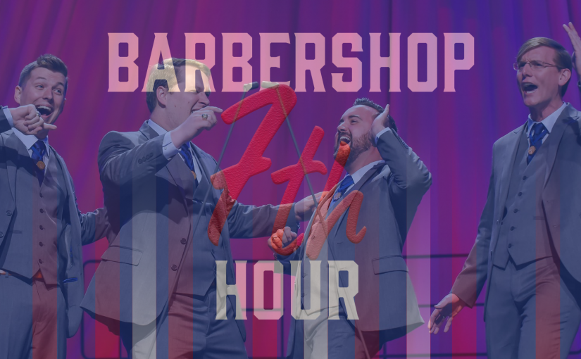 Barbershop 7th Hour – Valentine's Day Edition