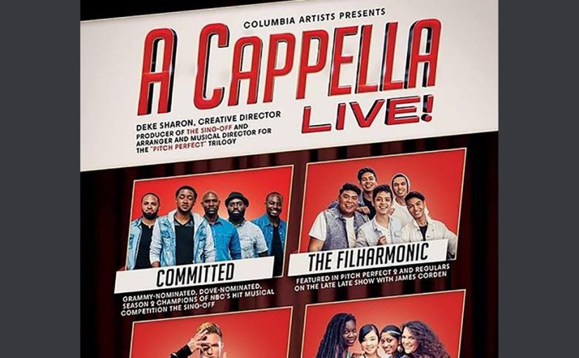 A Cappella LIVE! Live on Acaville