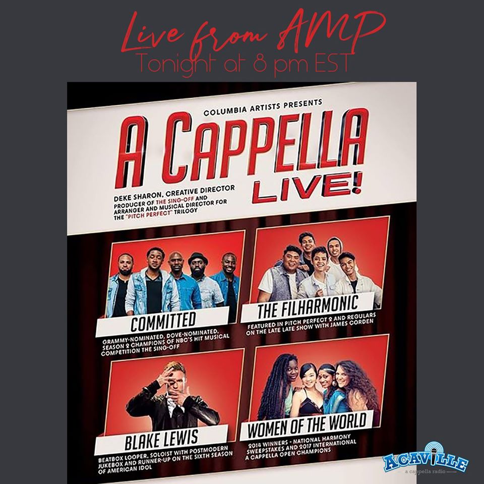 ACappella LIVE