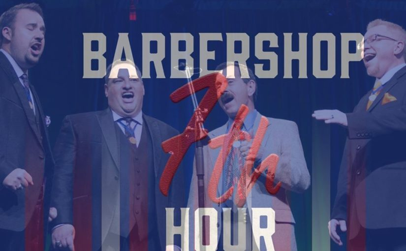 Barbershop 7th Hour – March 19, 2020