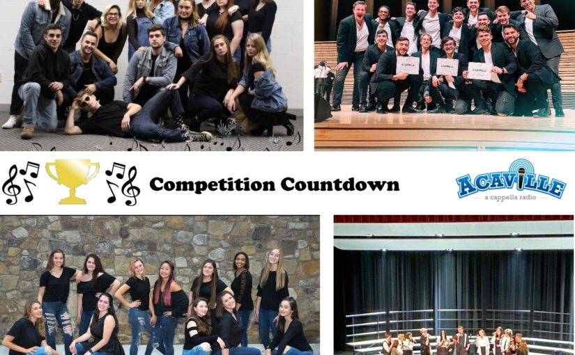 Competition Countdown – March 23, 2020