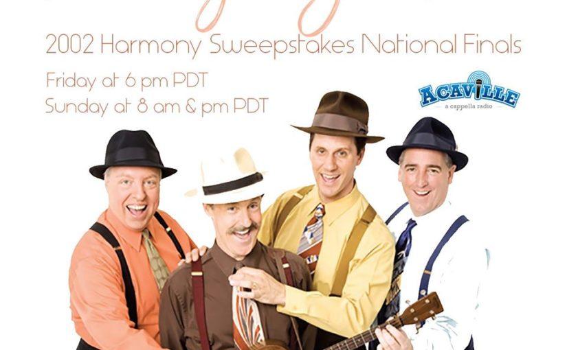 Friday Night Live - 2002 Harmony Sweepstakes