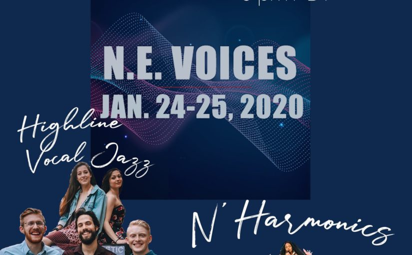 Friday Night Live – 2020 N.E.Voices Headliners