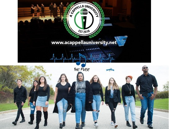 The Pulse – Parkside Range & A Cappella University