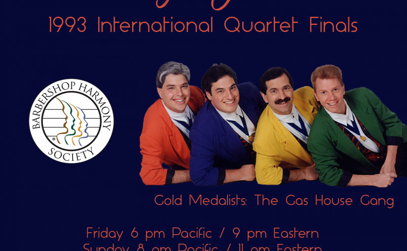 Friday Night Live -1993 BHS International Quartet Finals