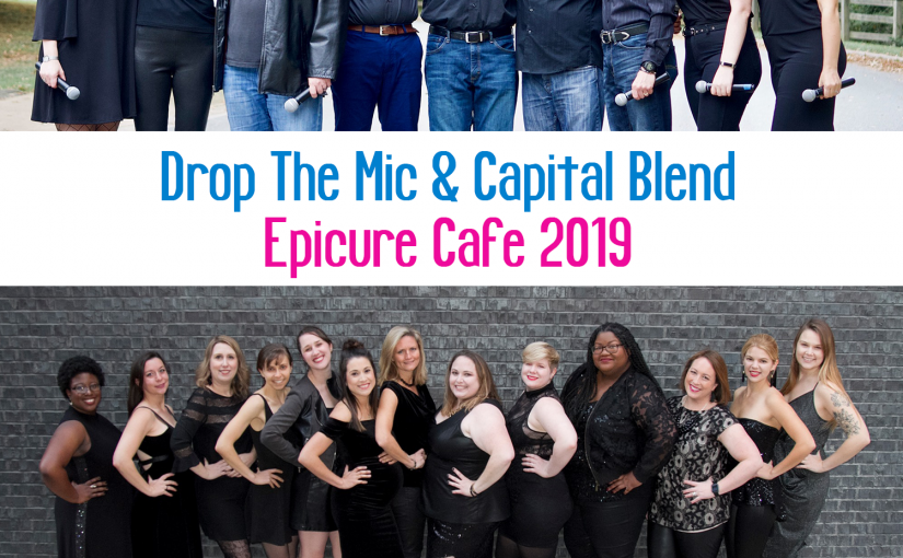 Friday Night Live – Drop The Mic & Capital Blend