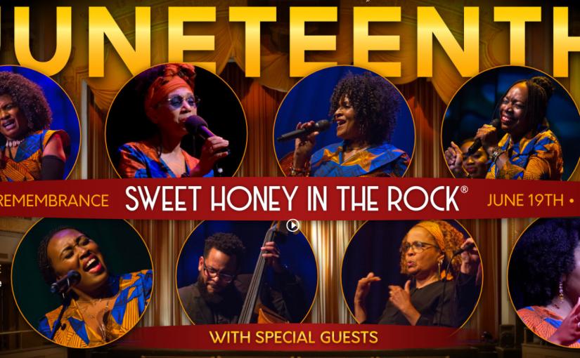 Juneteenth - Sweet Honey in the Rock