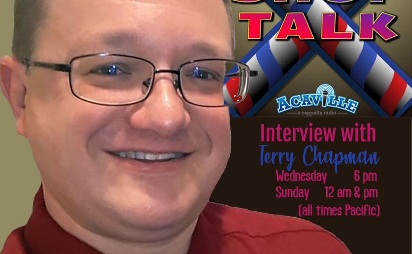 ShopTalk – Interview with Terry Chapman