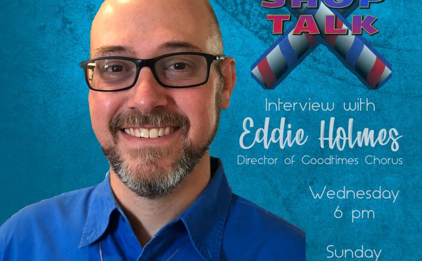 ShopTalk Eddie Holmes