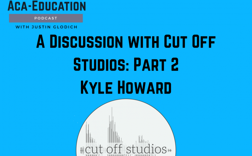 Part Two with Cut Off Studios