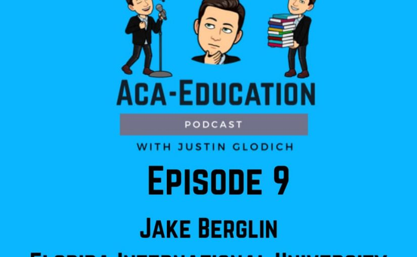 Aca-Education meets Jake Berglin