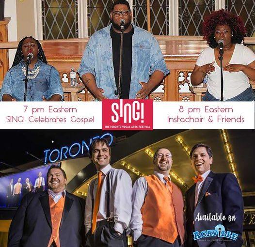 SING! Toronto 2020 – 9/30