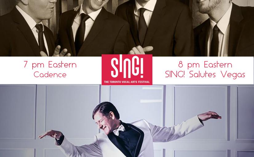 SING! Toronto 2020 – 10/3