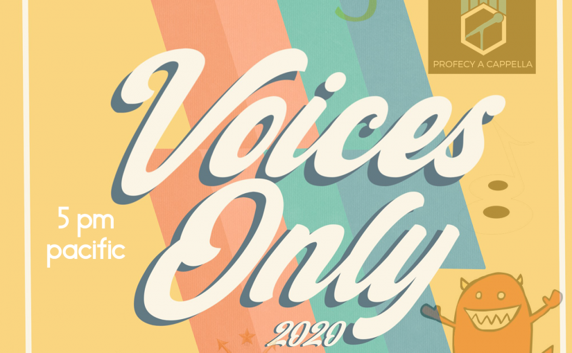 Voices Only 2020 Special – Volume 2