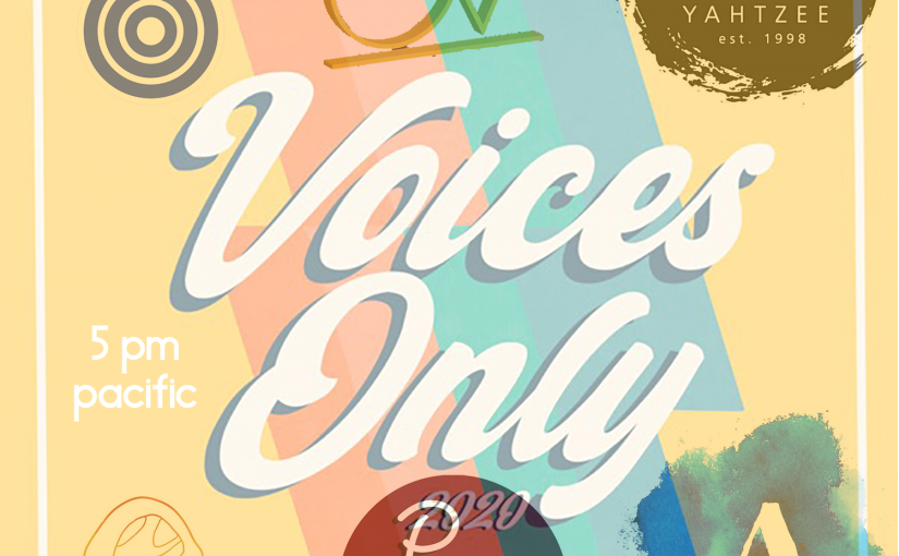 Voices Only Special – Part 1