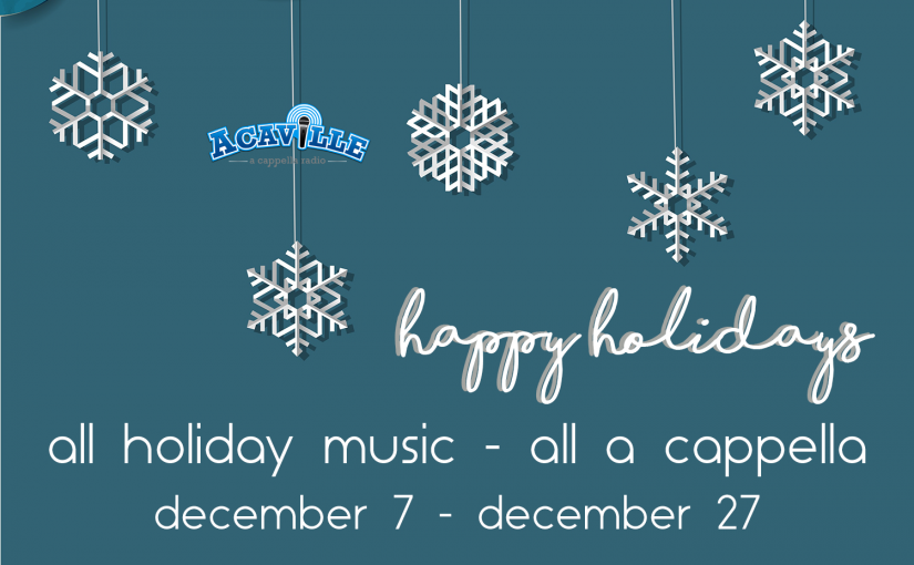 It's the Holiday Season…